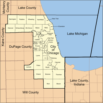 Cook County serves as the local liquor licensing authority in its unincorporated areas.